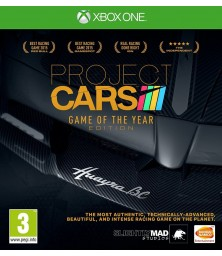 Project Cars Game of the Year Edition [Xbox One]